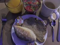 ノボテル ダカールでの朝食その二 - せっかく行く海外旅行のために