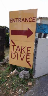 沖縄シリーズ④青の洞窟→万座毛→磯遊び→はりゆんでディナー - おでかけごはん