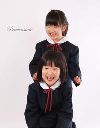 入学記念写真前撮り終了〜〜〜〜〜♪ - 酎ハイとわたし