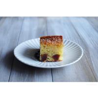 干し柿とヨーグルトのケーキ - cuisine18 晴れのち晴れ