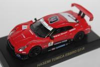 1/64 Kyosho SUPER GT GT500 NISSAN HASEMI TOMICA EBBRO GT-R - 1/87 SCHUCO & 1/64 KYOSHO ミニカーコレクション byまさーる