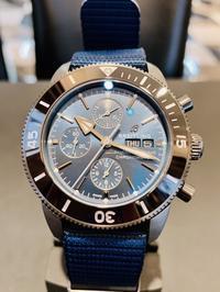 ブライトリング スーパーオーシャン ヘリテージ アウターノウン - 熊本 時計の大橋 オフィシャルブログ