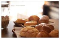 ランチにパン。 - Yuruyuru Photograph
