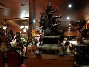 仏像カフェ -