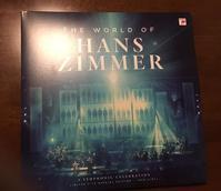 World of Hans Zimmerのレコードが届いた。 - Suzuki-Riの道楽