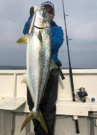 ヒラマサキャスティング2019-4-5 - 五島列島 遊漁船 MANA 釣果情報 ヒラマサ