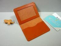 定期・カードケースを補充6日に4枚用の予定 - 革小物 paddy の作品