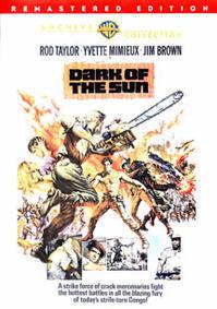 「戦争プロフェッショナル」Dark of the Sun  (1968) - なかざわひでゆき の毎日が映画三昧