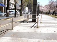 冷泉公園何かおかしくない?車いすゲート - 車いすで街へ 踏み出そう車輪の一歩 改善活動