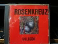 ROSEN KREUZ(V系インダストリアル/ゴシック) - ピンキージャンク