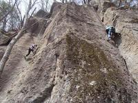 湯川(3月30日、31日) - ちゃおべん丸の徒然登攀日記