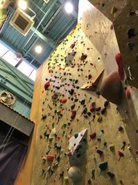 【スクール】インドアクライミング講習 (3月と4月) - ちゃおべん丸の徒然登攀日記