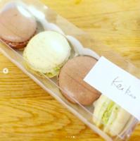 パリで日本語マカロン教室♪@ギャラリーラファイエット - keiko's paris journal                                                        <パリ通信 - KSL>
