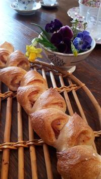3月のリピートレッスンの様子 - 小さなパンのアトリエ *Atelier Yuki*  (七ヶ浜パン教室)
