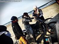 GACKT:〈翔んで埼玉〉撮影で久しぶりにバイクに乗ったが、やっぱり馬… - 風恋華Diary