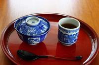 杏仁豆腐 - 満足満腹  お茶とごはん