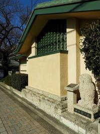 東京そぞろ歩き・1月の東京・レトロ探訪:自由学園明日館 - 日本庭園的生活