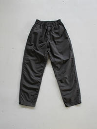Sans limiteTYPEWRITER CLOTH GOM PANTS / BLACK - 『Bumpkins putting on airs』