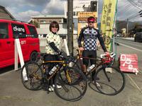 ロードバイクも季節到来(^^)、と、お知らせです(^^) - 阿蘇西原村カレー専門店 chang- PLANT ~style zero~