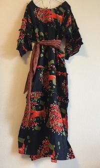 "African Dress""お金と木"" - carboots"
