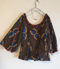 African blouse - carboots