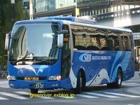 杉崎観光バス3337 - 注文の多い、撮影者のBLOG