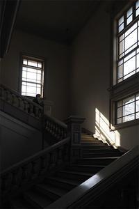 京都府庁舎の内部を見学 - スポック艦長のPhoto Diary