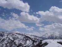 大力山 残雪歩きを楽しんで2019.4.6(土) - 心のまま、足の向くまま・・・