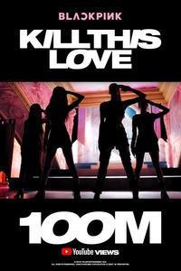 BLACKPINK、新曲「KILL THIS LOVE」MV再生回数が公開から62時間で1億回突破!YouTube史上最短記録 - Niconico Paradise!