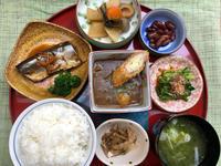秋刀魚の生姜煮★(^^♪・・・・・700円ランチ - 日だまりカフェ