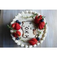 いちごのショートケーキ - cuisine18 晴れのち晴れ