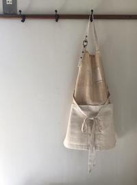 ちびっこエプロンと おままごとキッチン - 山の布屋
