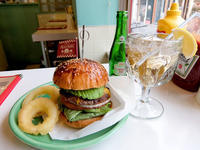 Rockin Robin大須店(上前津) - avo-burgers ー アボバーガーズ ー