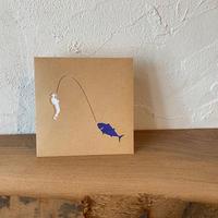 釣り人封筒 - シロリス