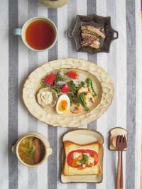 こごみと朝の時間 - 陶器通販・益子焼 雑貨手作り陶器のサイトショップ 木のねのブログ