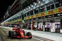 【シンガポールGP 回顧】フェラーリ決勝レポート - F1-MGT.com