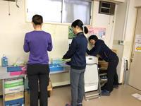低酸素室トレーニング体験しに、 - つくしんぼ日記 ~さっちゃん編~