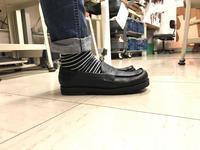 PASSローファー - 手づくり靴 仄仄工房(ホノボノコウボウ)