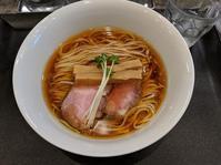 「らぁ麺やまぐち」さんで鶏そば(東京都新宿区西早稲田3:2019年48杯目) - eihoのブログ2