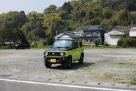 日曜日は天草市新和町の大多尾漁港へアジクロ釣りに行く - ステンドグラスルーチェの日常