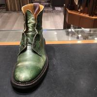 エイジングの極み - シューケアマイスター靴磨き工房 銀座三越店