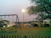 昨日ひとり花見時、ここは穴場、朝霞浜崎公園 - RÖUTE・G DRIVE AFTER DEATH