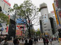 4月8日㈪の109前交差点 - でじたる渋谷NEWS