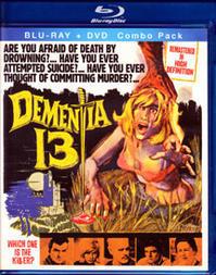 「ディメンシャ13」Dementia 13  (1963) - なかざわひでゆき の毎日が映画三昧