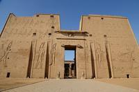 エジプトの紀元前遺跡(エドフのホルス神殿) - 旅プラスの日記