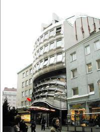 オーストリア中央銀行ファボリーテン支店 - m-sudo's Room
