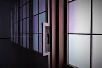 ガラス扉戸先、引手 - SOLiD「無垢材セレクトカタログ」/ 材木店・製材所 新発田屋(シバタヤ)