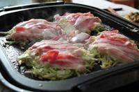 「お好み焼き」と「焼きそば」・・・そして「たこ焼き」 - 登志子のキッチン