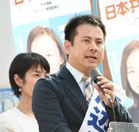 4.7久米川駅南口演説会 - 渡辺みのるblog