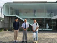 広島スタディツアー(5)  ホロコースト記念館見学@福山市 - 本日の中・東欧